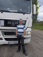 Ainars 49 y.o. from Latvia