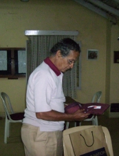 Deb bhushan 78 y.o. from India