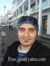 firas 41 y.o. from USA