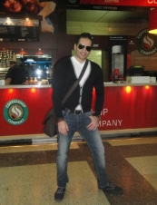 Yamen 39 y.o. from Egypt